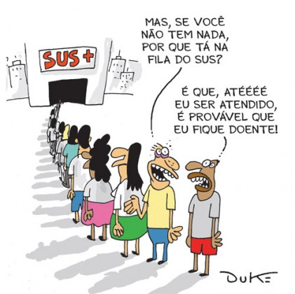 A Demora na Fila do SUS