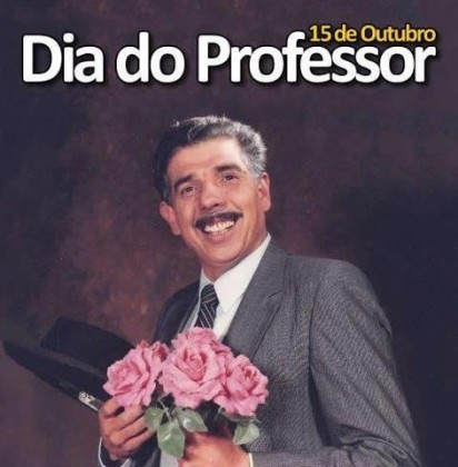 Dia do Professor Girafales