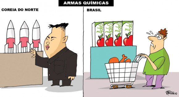 Armas Quimicas - por JBosco2