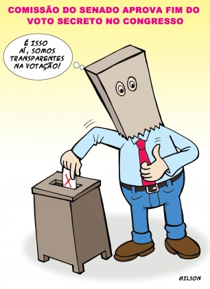 Fim do Voto Secreto