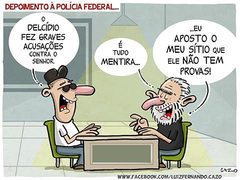 depoimento do lula