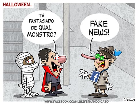 Novos Monstros do Halloween
